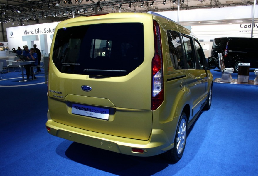 2014 Ford Transit Connect ( 3 / 10 )