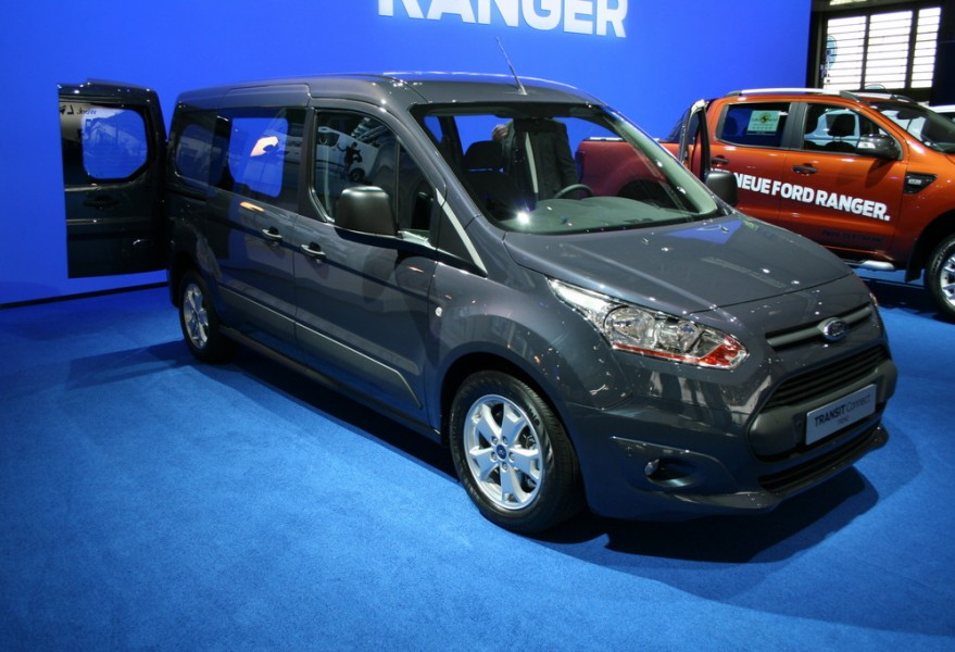 2014 Ford Transit Connect ( 8 / 10 )
